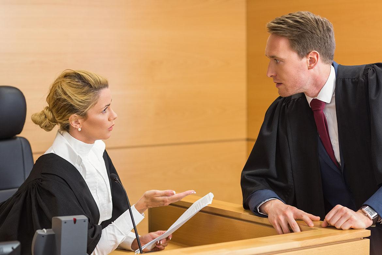 Ходатайство в ходе судебного разбирательства