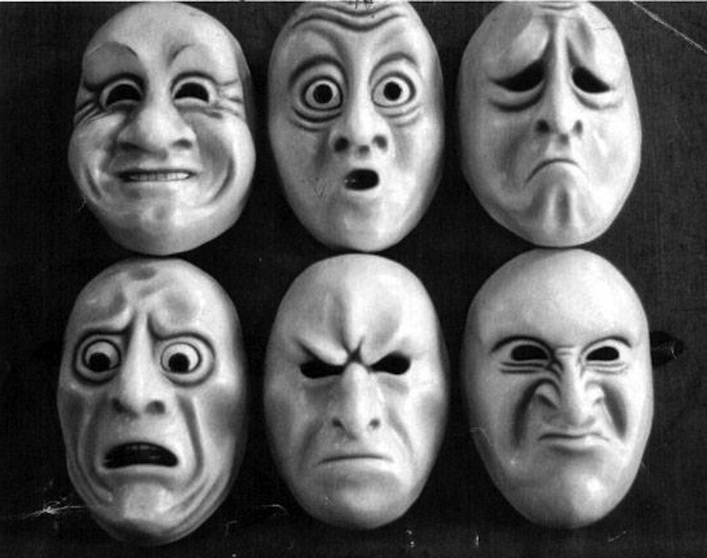 состояние эмоций и психики