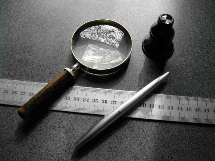 сведения, найденные в процессе расследования