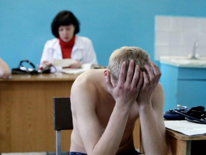 определить степень и характер расстройства