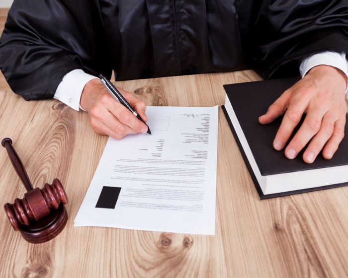 судья должен исполнять ряд требований
