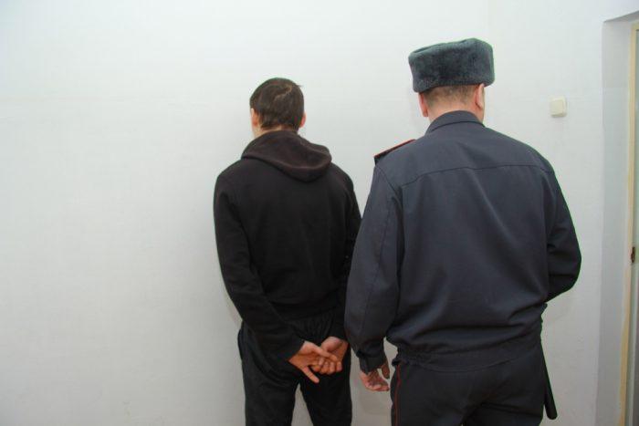 определение и задержание виновных