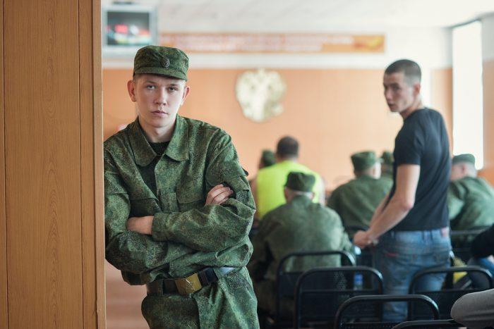 в армию с условным сроком