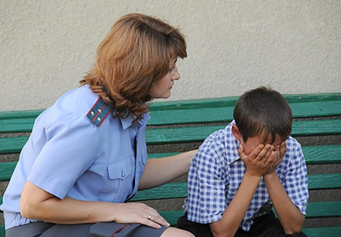 мера наказания для несовершеннолетних