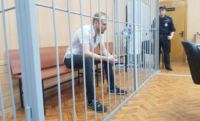 арест за избиение