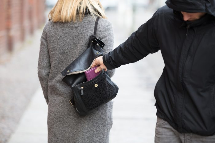 кража из сумки