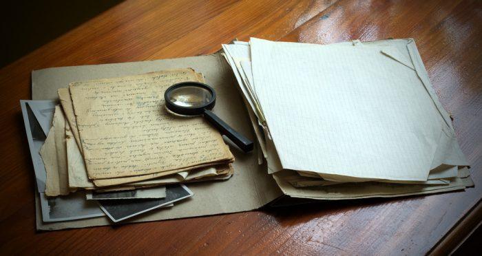 исследование документов