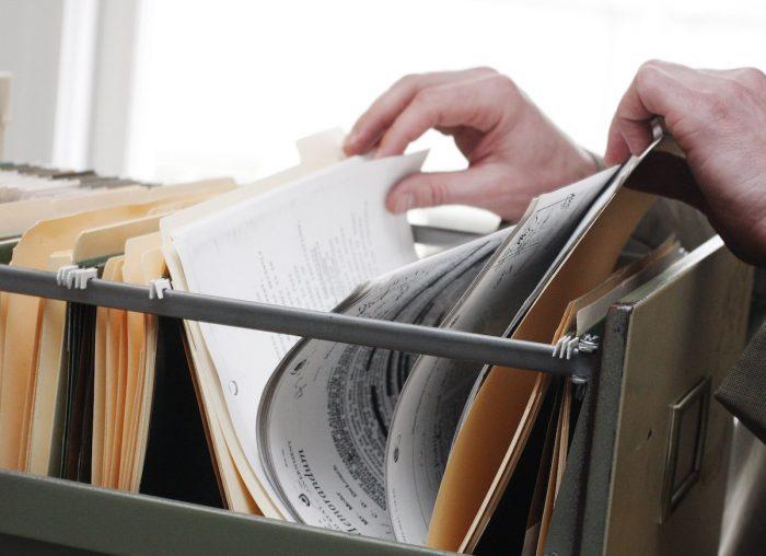 кража документов