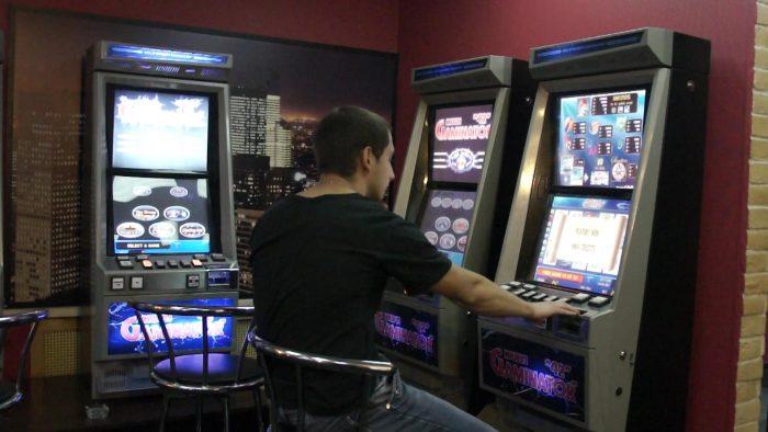 Незаконная организация и проведение азартных игр практика