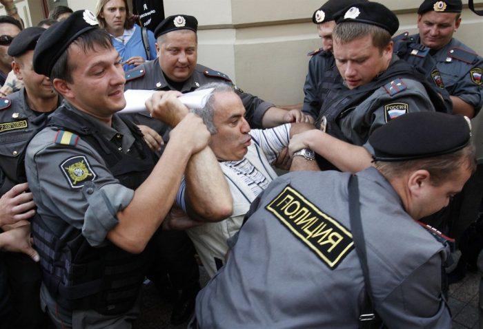 сопротивление при задержании
