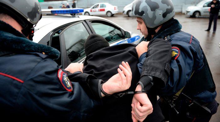действия полицейского