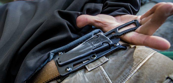 ношение холодного оружия