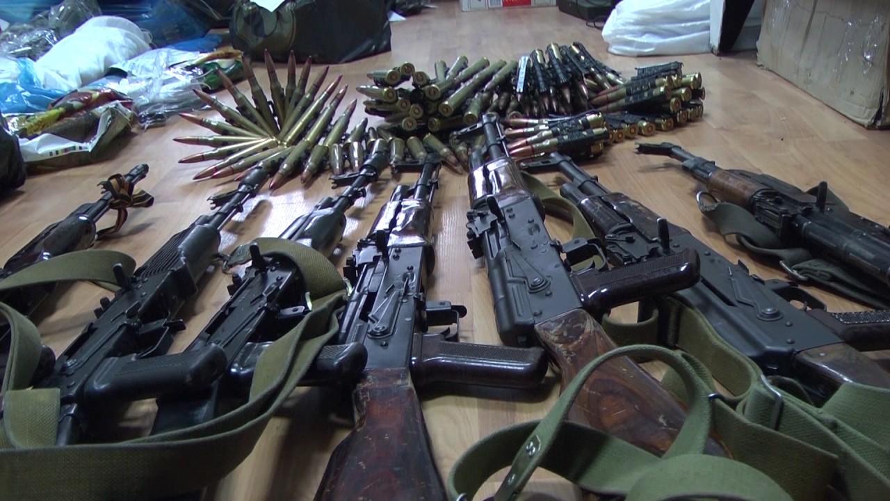 Хищение либо вымогательство оружия боеприпасов взрывчатых веществ и взрывных устройств