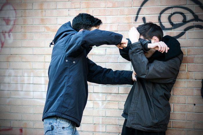 насильственная преступность