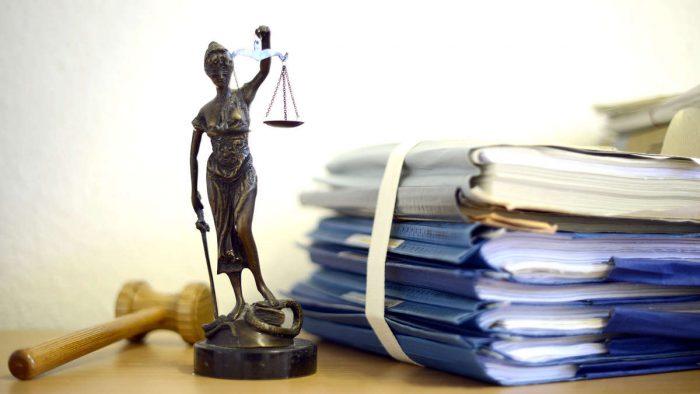 материалы суда