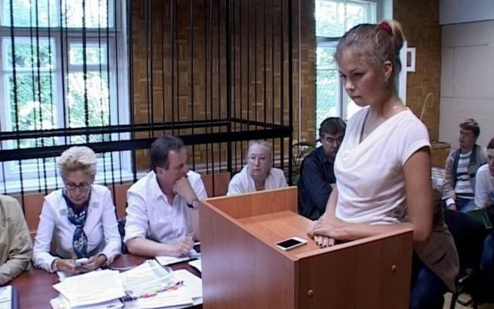 понятой в судебном процессе