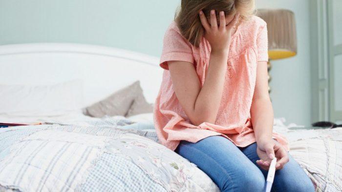 прерывание незапланированной беременности