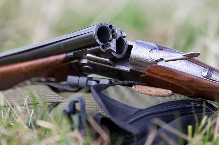 небрежное хранение огнестрельного оружия