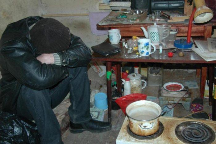 употребление наркотиков