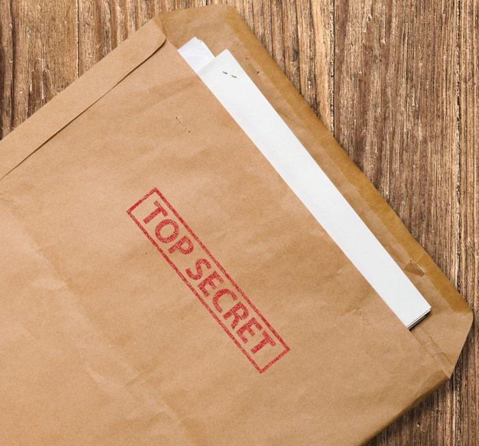 секретные документы