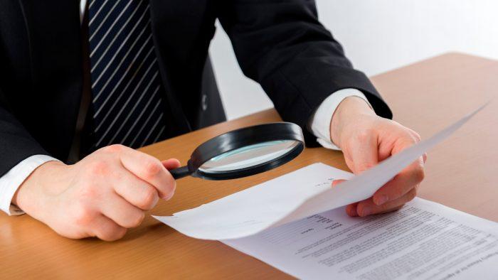 предъявление поддельных документов