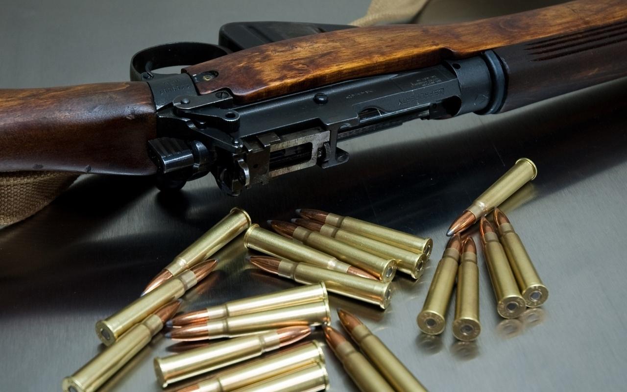 Незаконное хранение огнестрельного оружия и боеприпасов