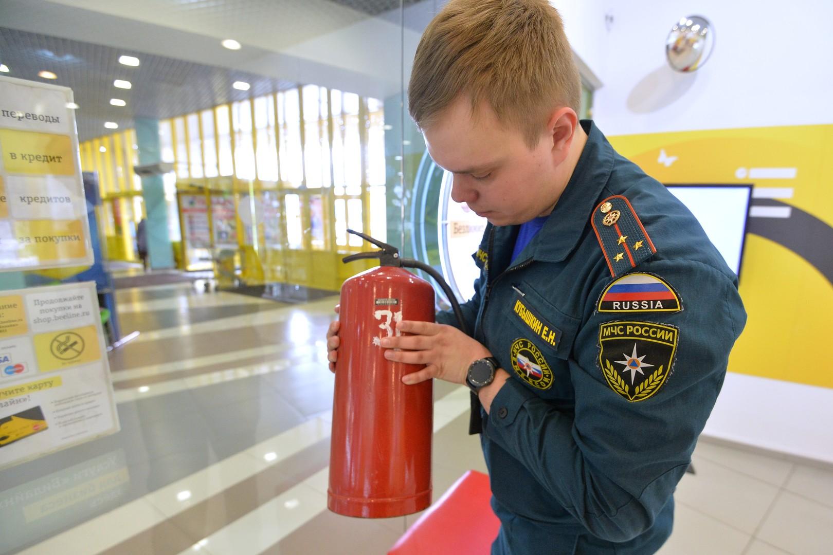 виды ответственности за нарушение требований пожарной безопасности