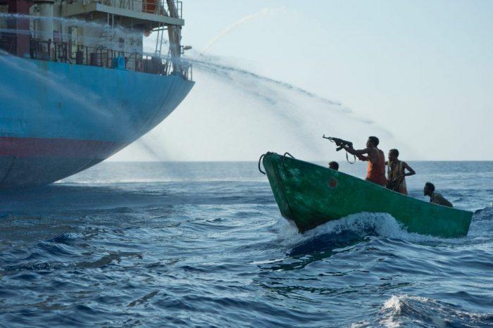 нападение на судно с целью захвата