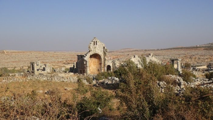 уничтожение памятников истории