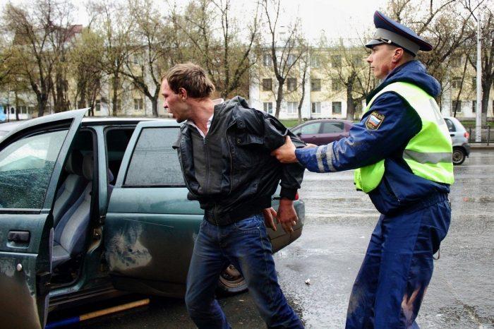 сопротивление полиции