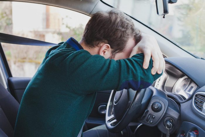 нетрезвое вождение автомобиля