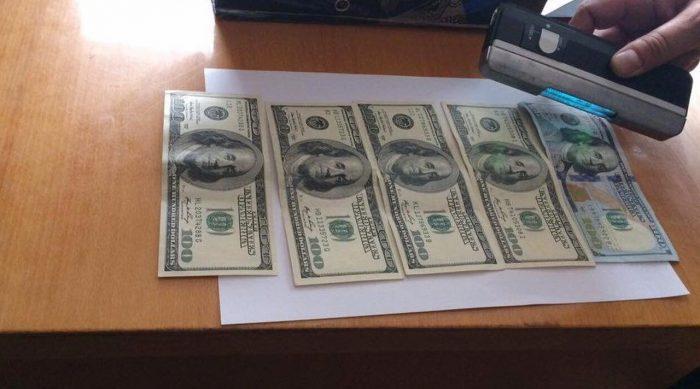 валютная взятка